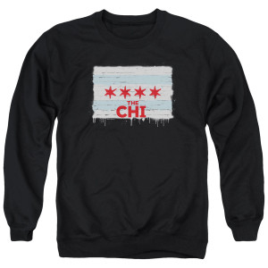 The Chi Grafitti Logo Crewneck Sweatshirt