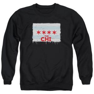 The Chi Grafitti Logo Crewneck Sweatshirt