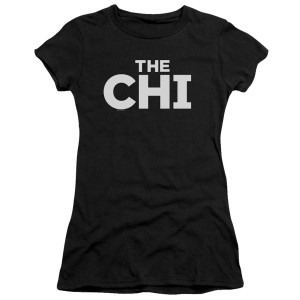 The Chi Logo Women's Slim Fit T-Shirt