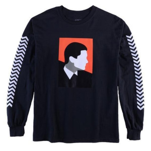 Twin Peaks Cooper Long Sleeve T-Shirt