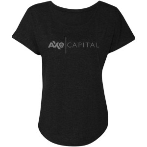 Billions Axe Capital Dolman (Vintage Black)