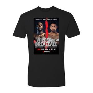 Showtime Boxing Wilder Breazeale T-Shirt