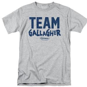 Shameless Team Gallagher T-Shirt