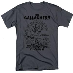Shameless Gallagher Tree T-Shirt