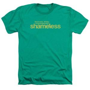 Shameless Logo T-Shirt (Kelly Green)