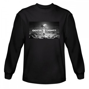 Twin Peaks Gotta Light Long Sleeve T-Shirt