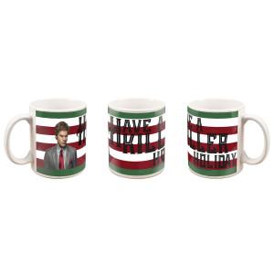 Dexter Killer Holiday Mug