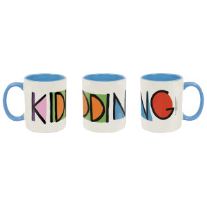 Kidding Logo Mug