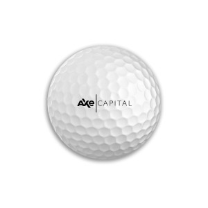 Billions Axe Capital Golf Ball Set