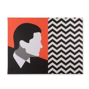 Twin Peaks Agent Cooper Print