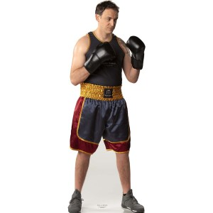 Billions Mafee Boxing Standee