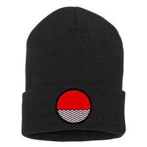 Twin Peaks Red Room Beanie