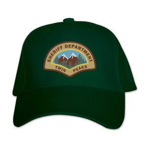 Twin Peaks Sheriff Department Hat