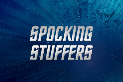 Spocking Stuffers