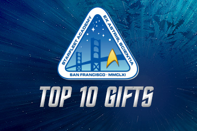 Top 10 Starfleet Academy Gifts
