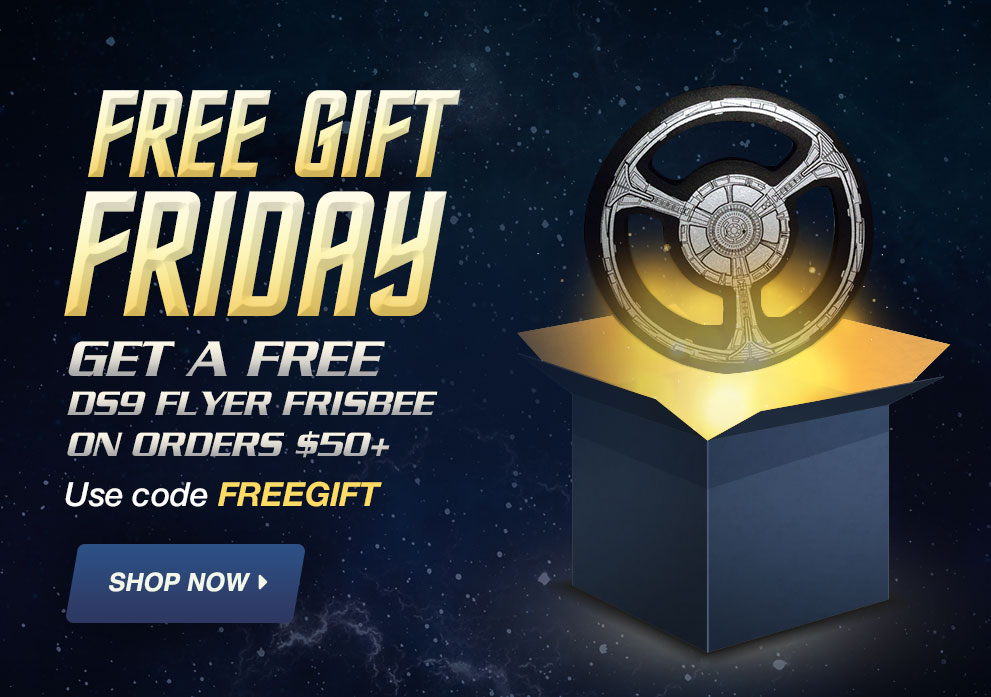 Free Gift Friday