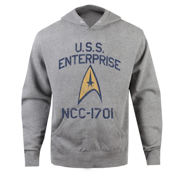 Star Trek USS Enterprise Hoodie f72ca31e7e4