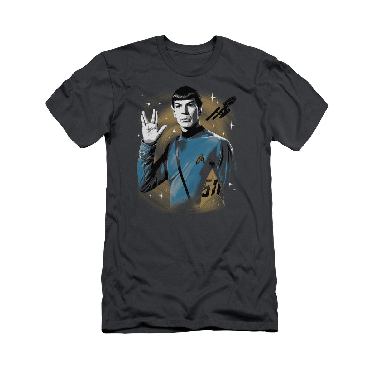 Star Trek 50th Anniversary Spock T-Shirt
