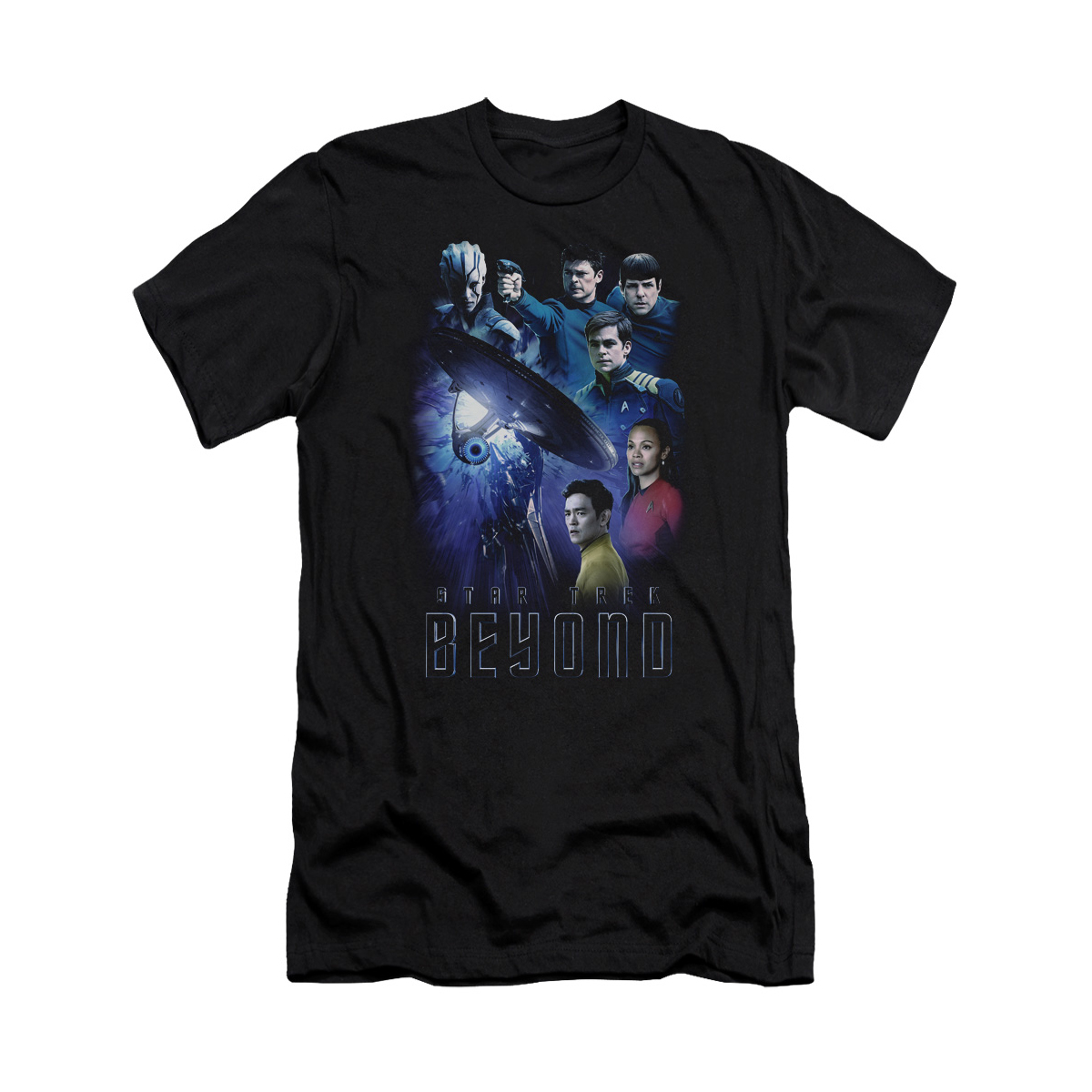 Star Trek Beyond Crew T-Shirt