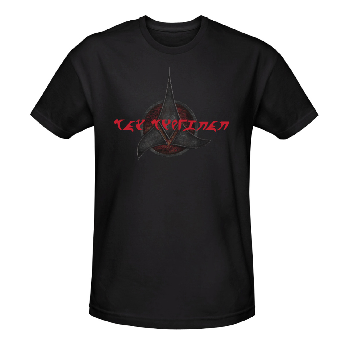 Star Trek Klingon May You Die Well T-Shirt