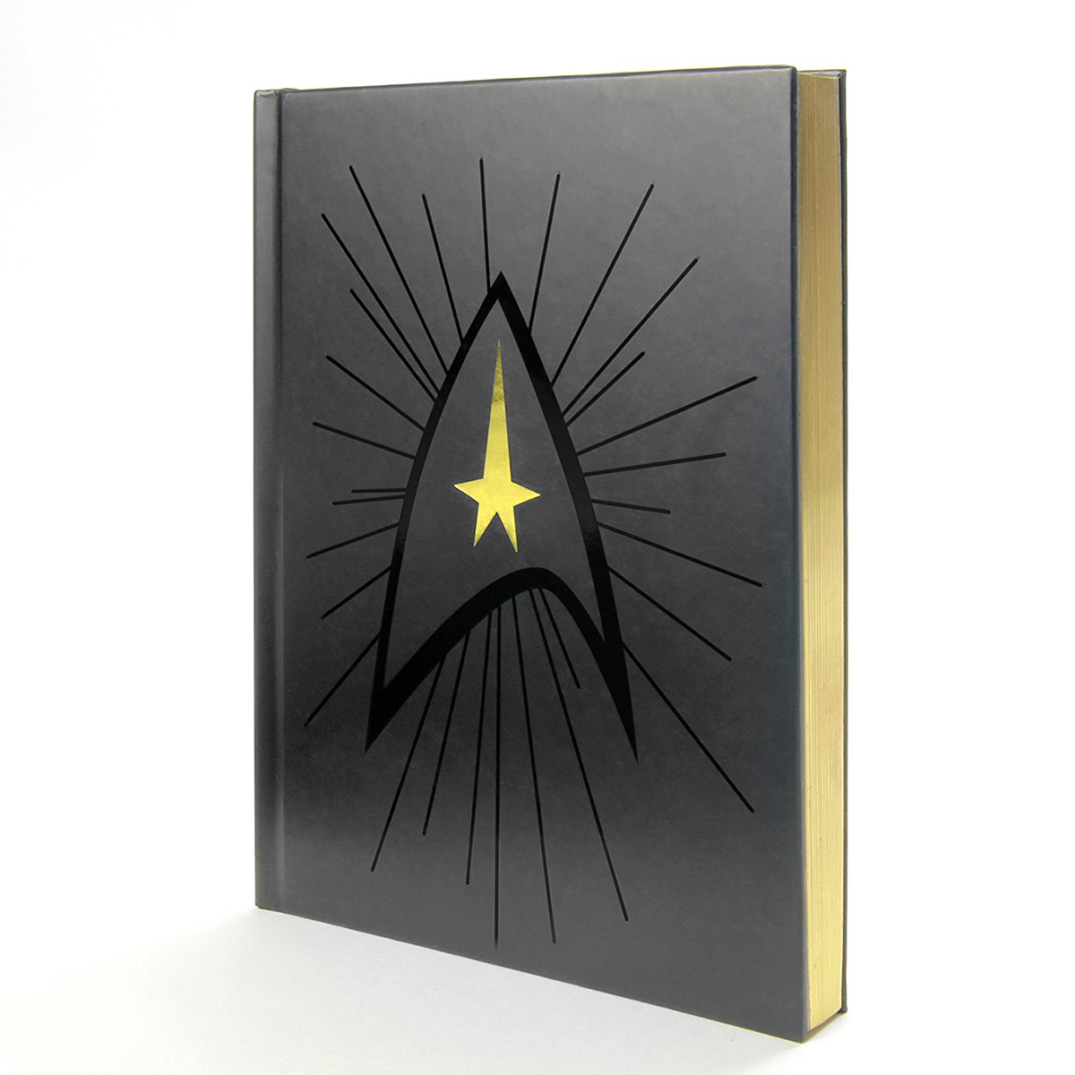 Star Trek The Original Series Captain's Log Journal