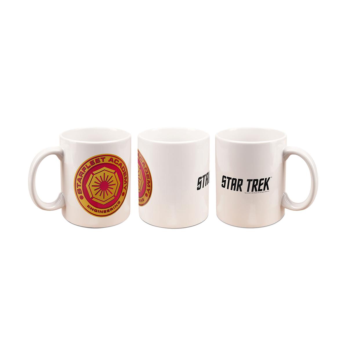 Star Trek Starfleet Academy Engineering 11oz Mug
