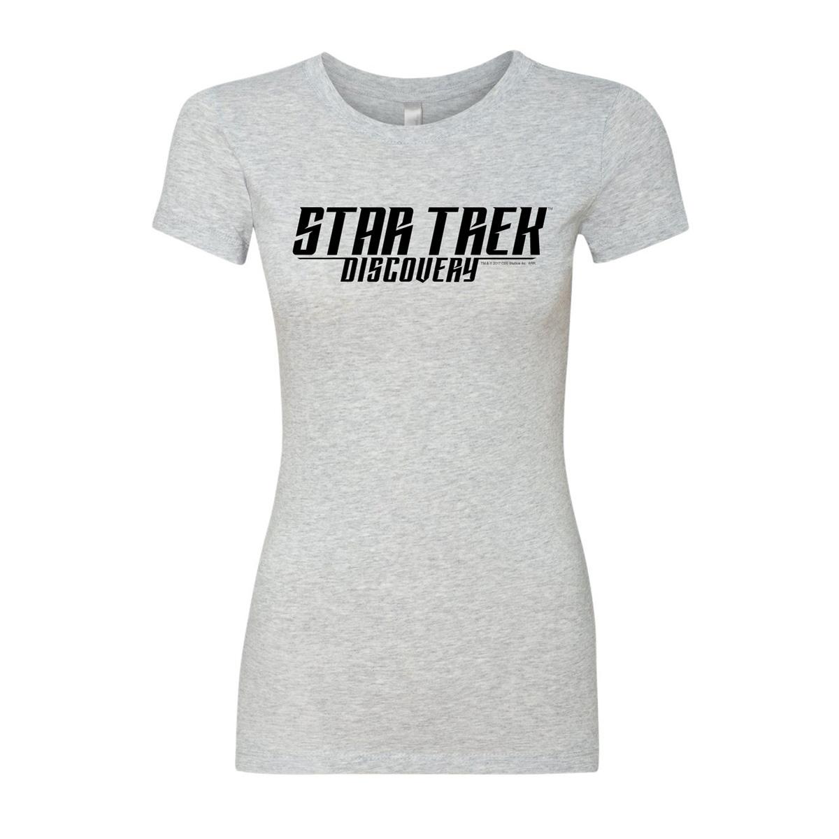 Star Trek Discovery Women's Slim Fit T-Shirt