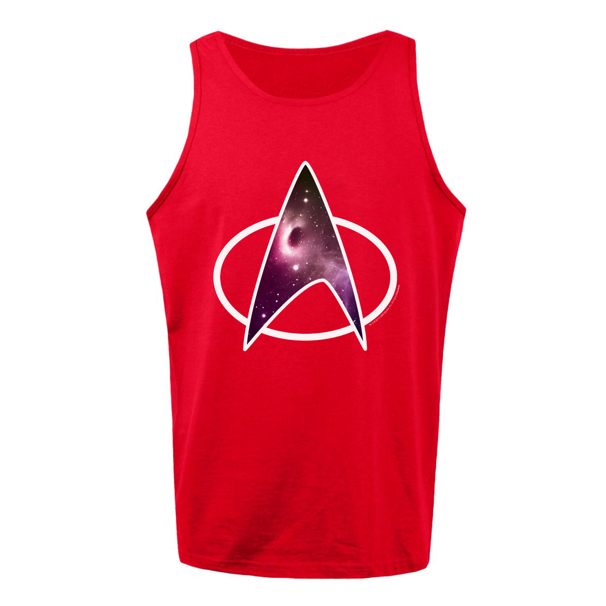Star Trek The Next Generation Space Delta Tank