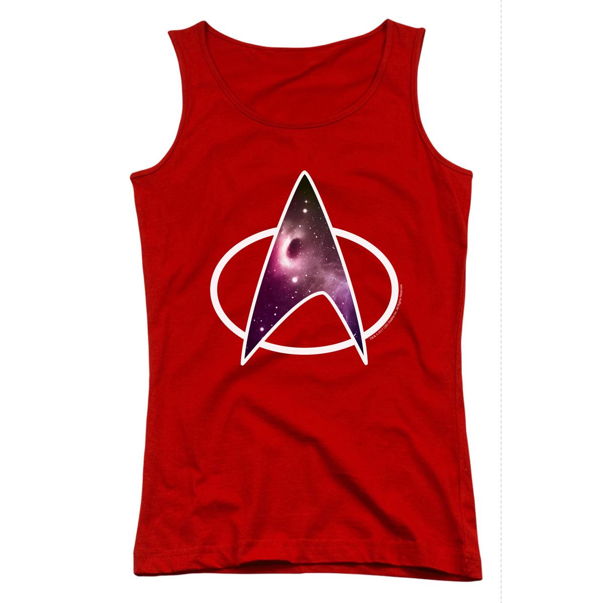 Star Trek The Next Generation Space Delta Women's Tank