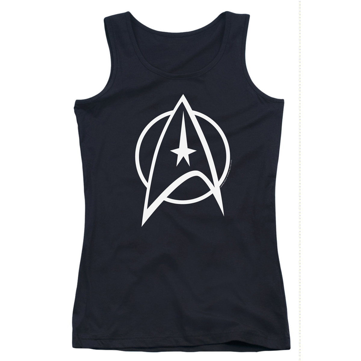 Star Trek The Original Series Delta Women's Tank