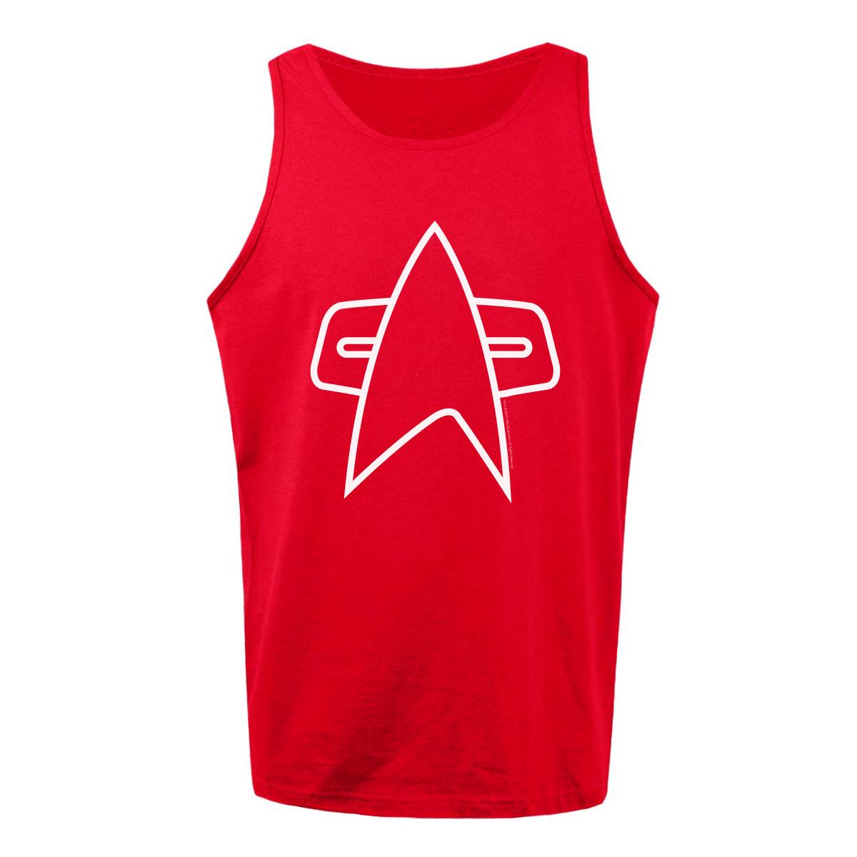 Star Trek Voyager Delta Tank