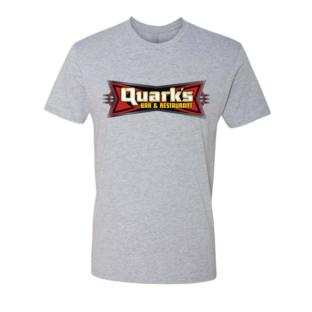 Star Trek Deep Space 9 Quark's Bar & Restaurant T-Shirt