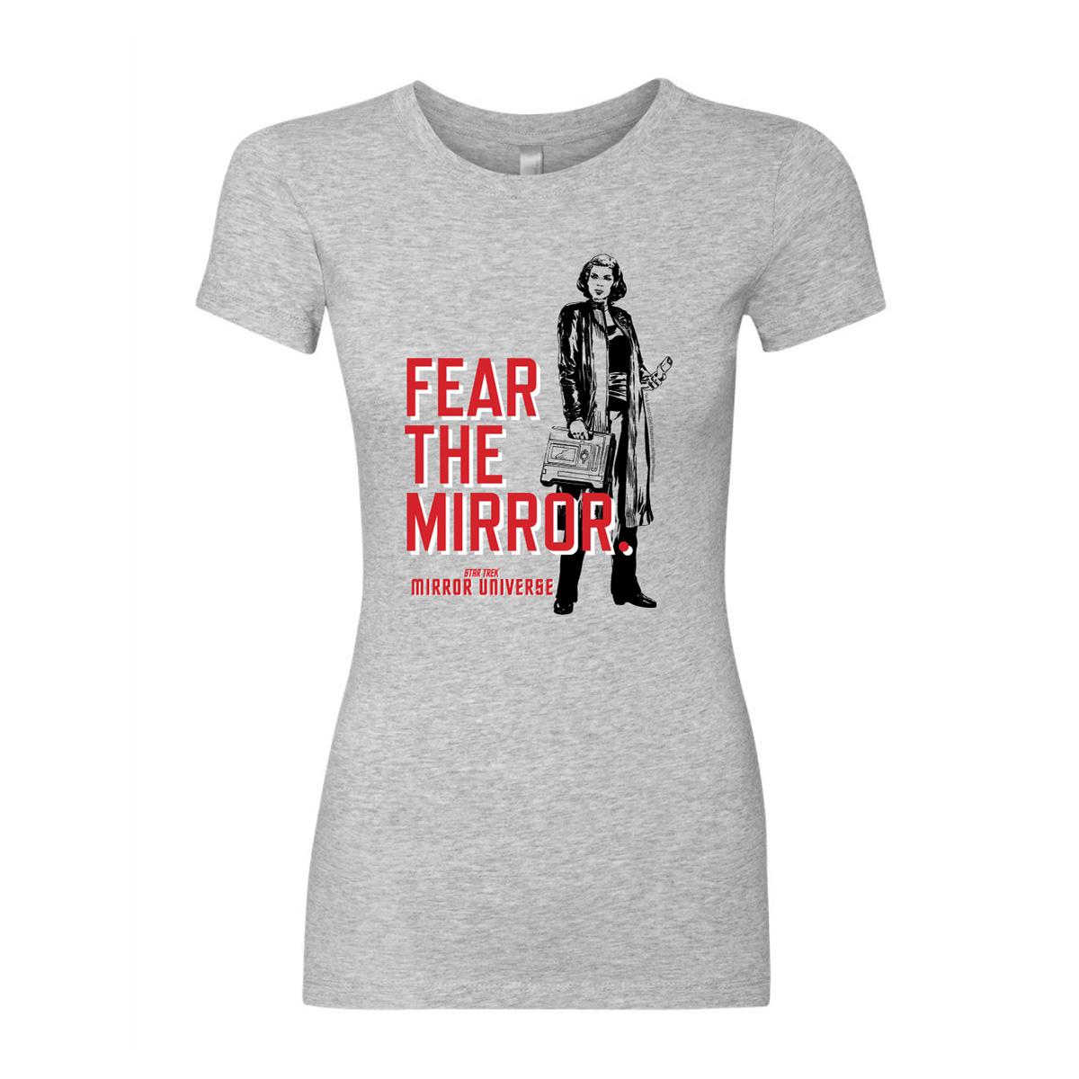 Star Trek Mirror Universe Beverly Women's Slim Fit T-Shirt