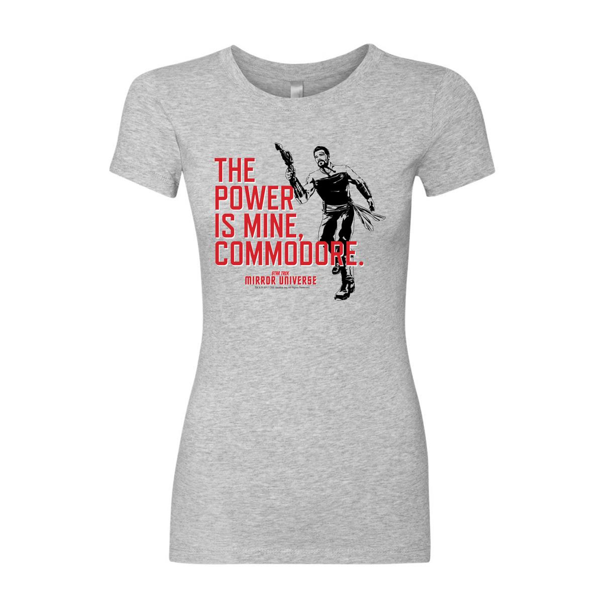 Star Trek Mirror Universe Riker Women's Slim Fit T-Shirt