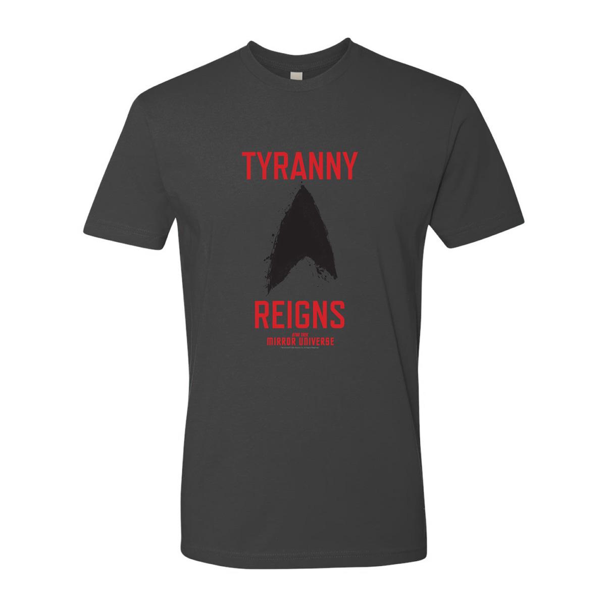 Star Trek Mirror Universe Tyranny Delta T-Shirt