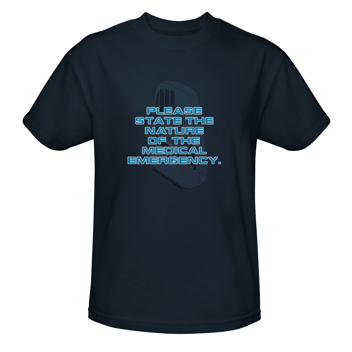 Star Trek Voyager Medical Emergency T-Shirt