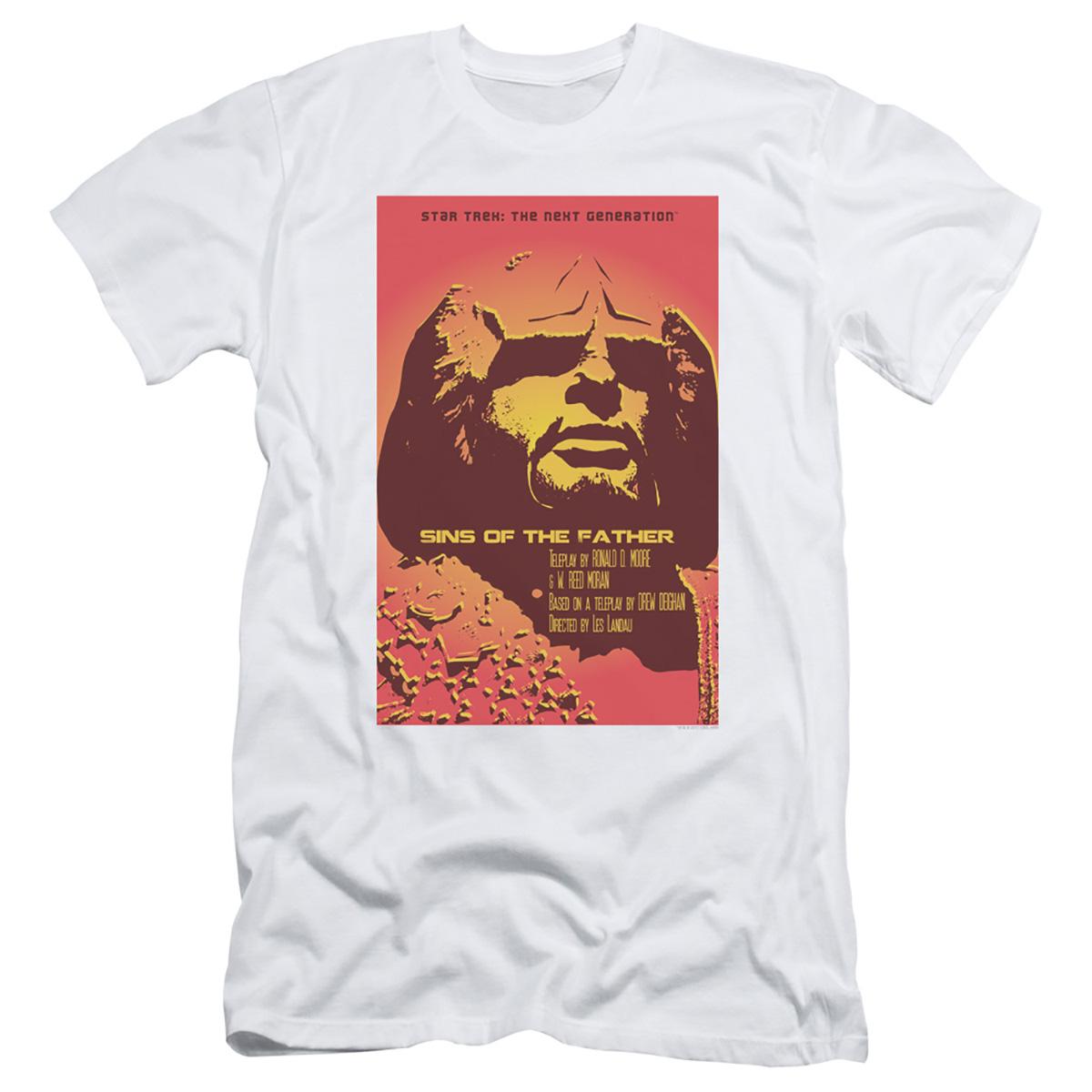 Star Trek The Next Generation Sins of the Father T-Shirt