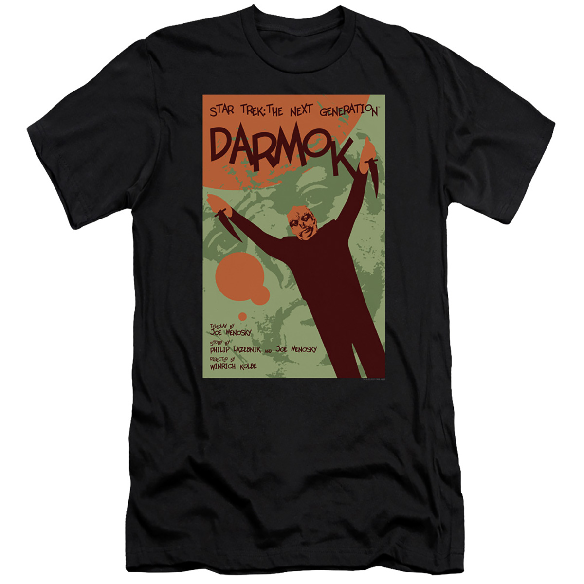 Star Trek The Next Generation Darmok T-Shirt