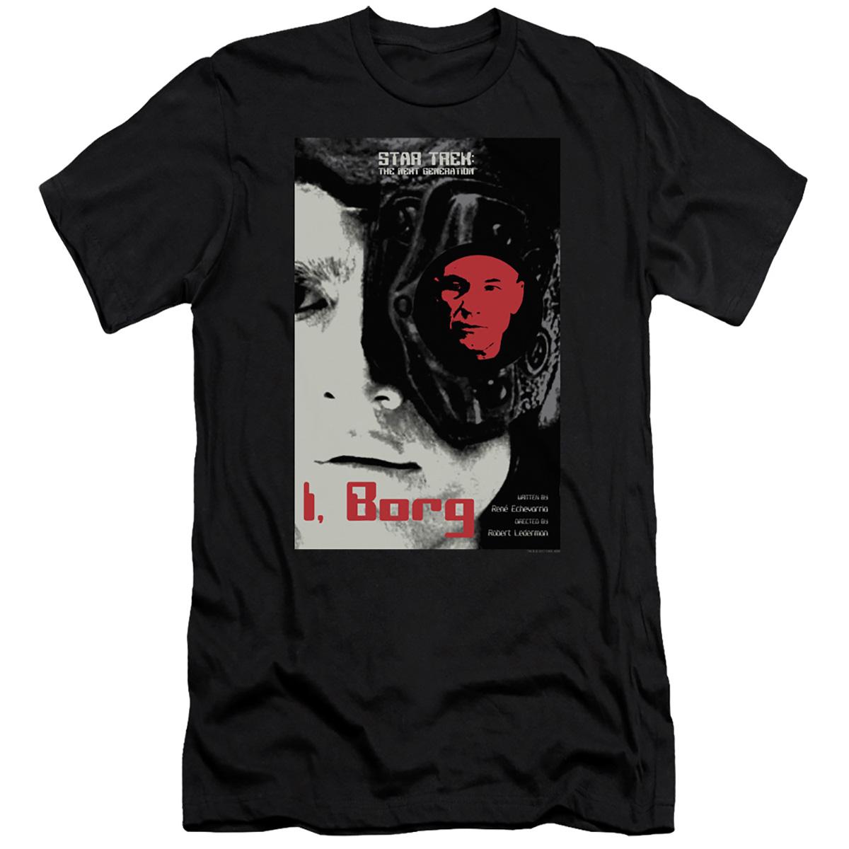 Star Trek The Next Generation I, Borg T-Shirt