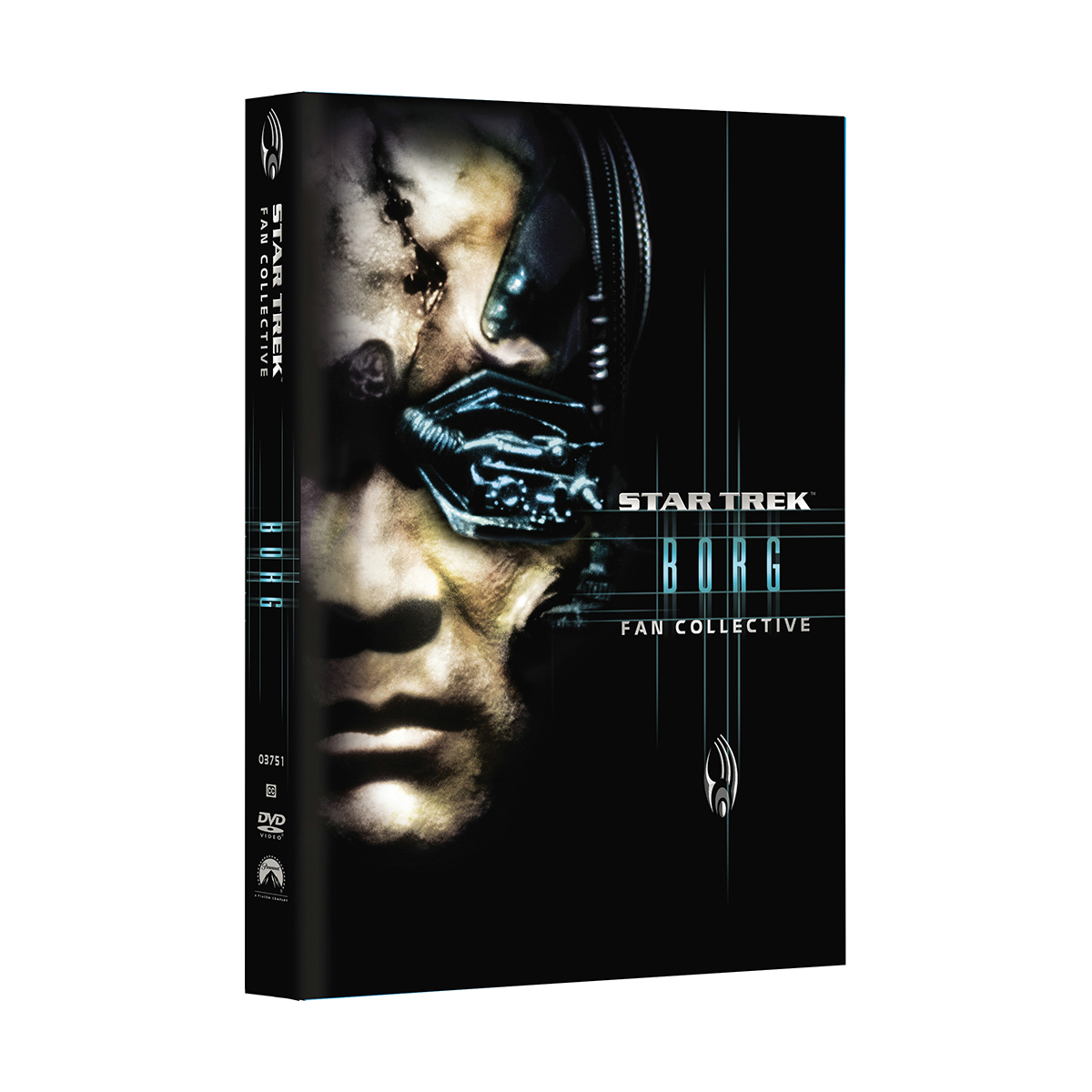 Star Trek: Fan Collective - Borg DVD