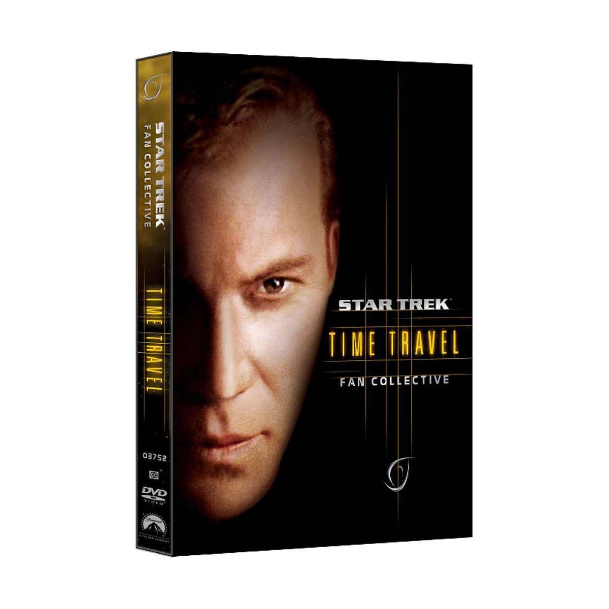Star Trek: Fan Collective - Time Travel DVD