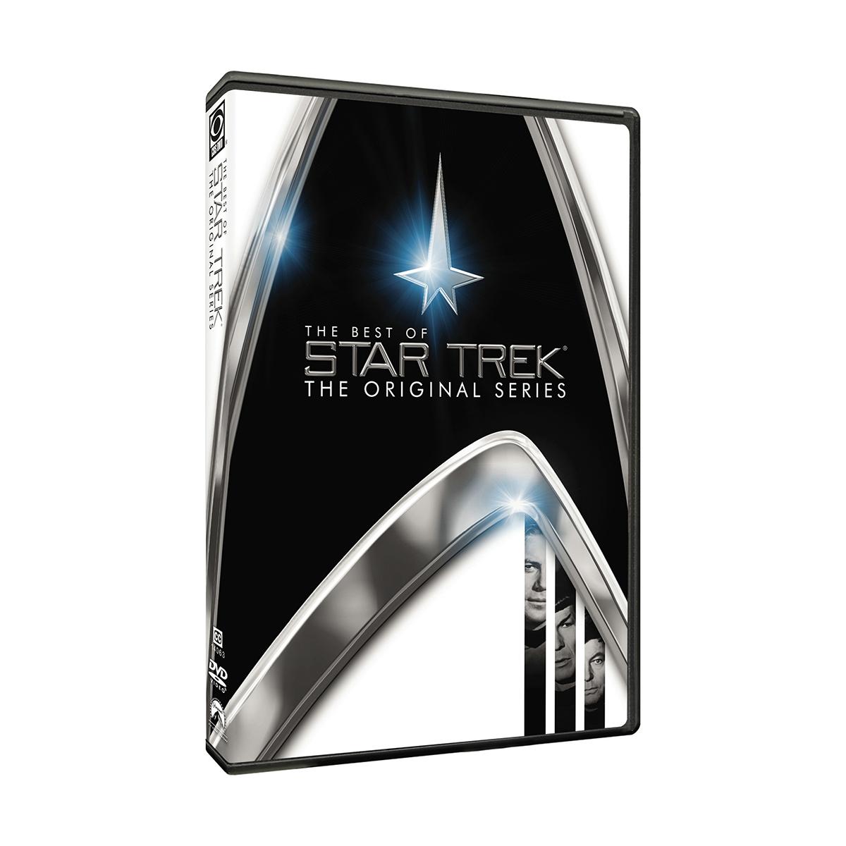 The Best Of Star Trek: The Original Series DVD