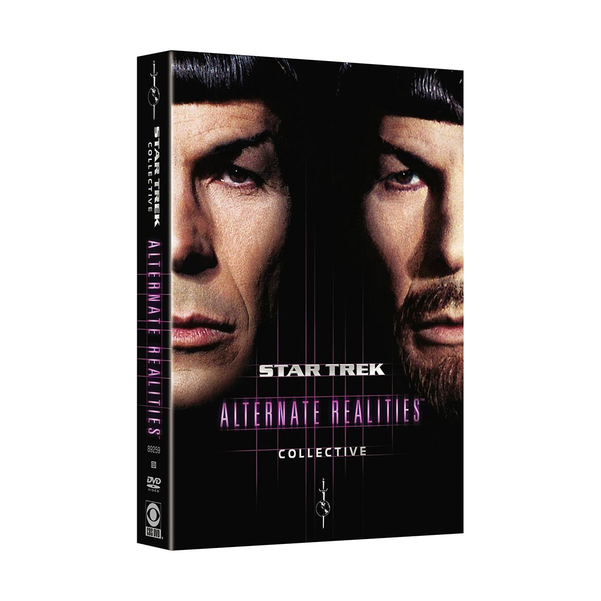 Star Trek: Fan Collection - Alternate Realities DVD