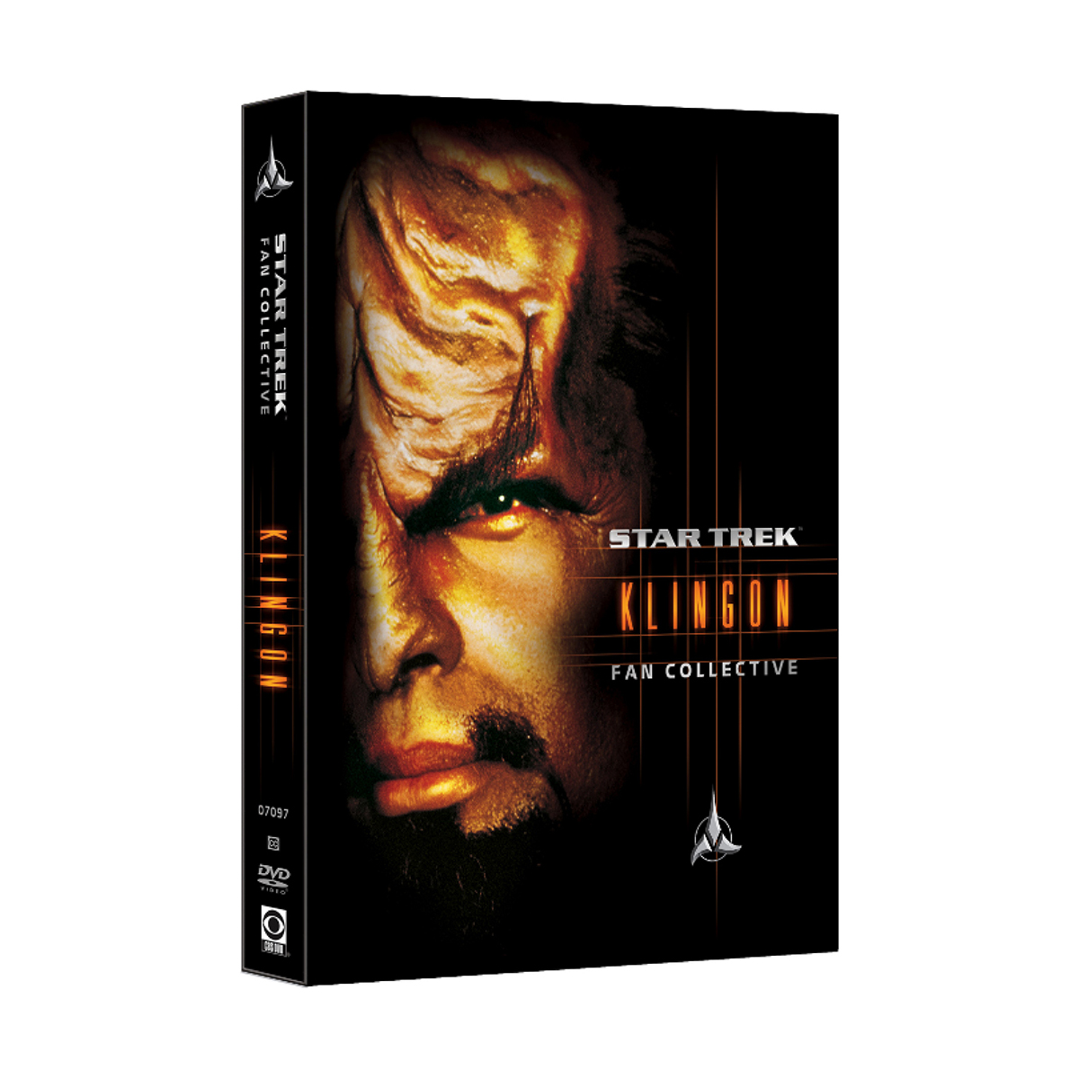 Star Trek: Fan Collection - Klingon DVD