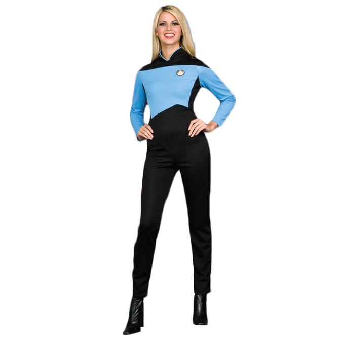 Star Trek The Next Generation Science Uniform