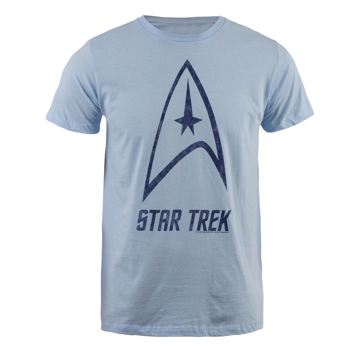 Star Trek Distressed Logo T-Shirt