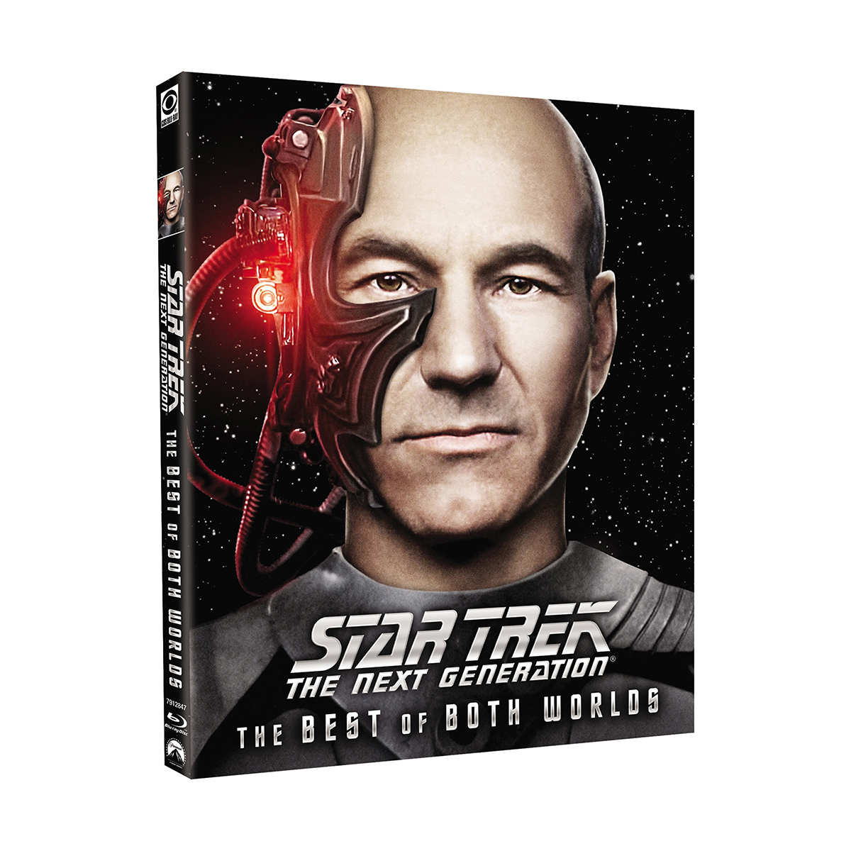 Star Trek: The Next Generation - The Best of Both Worlds Blu-ray
