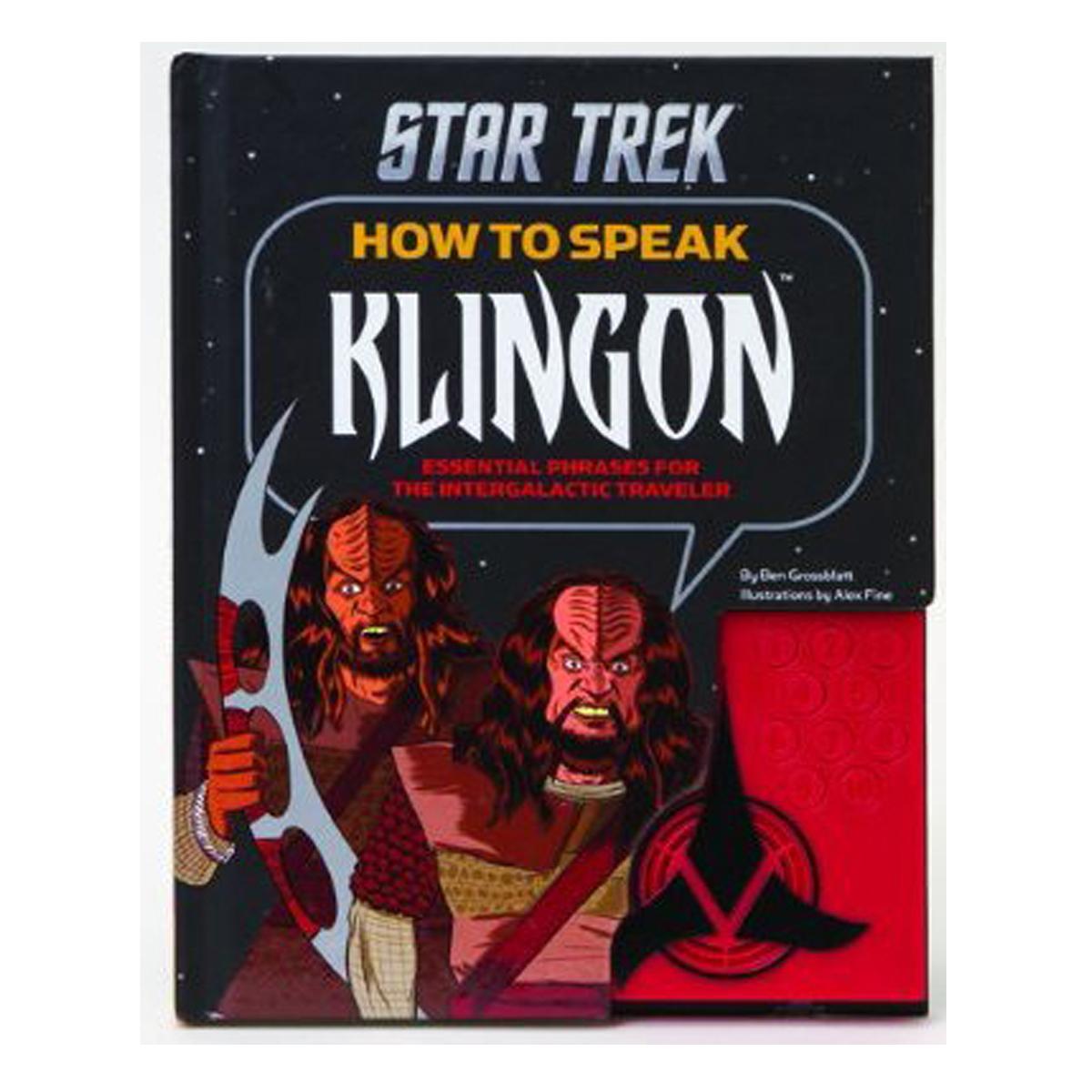 How to Speak Klingon (Hardcover) Book