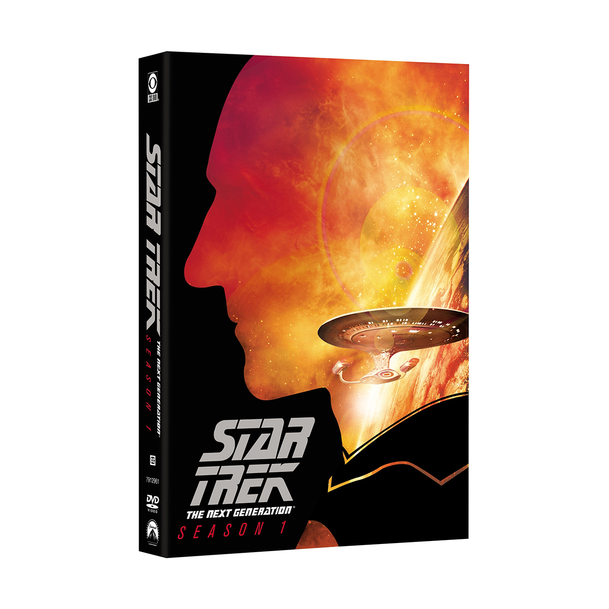 Star Trek: The Next Generation - Season 1 DVD
