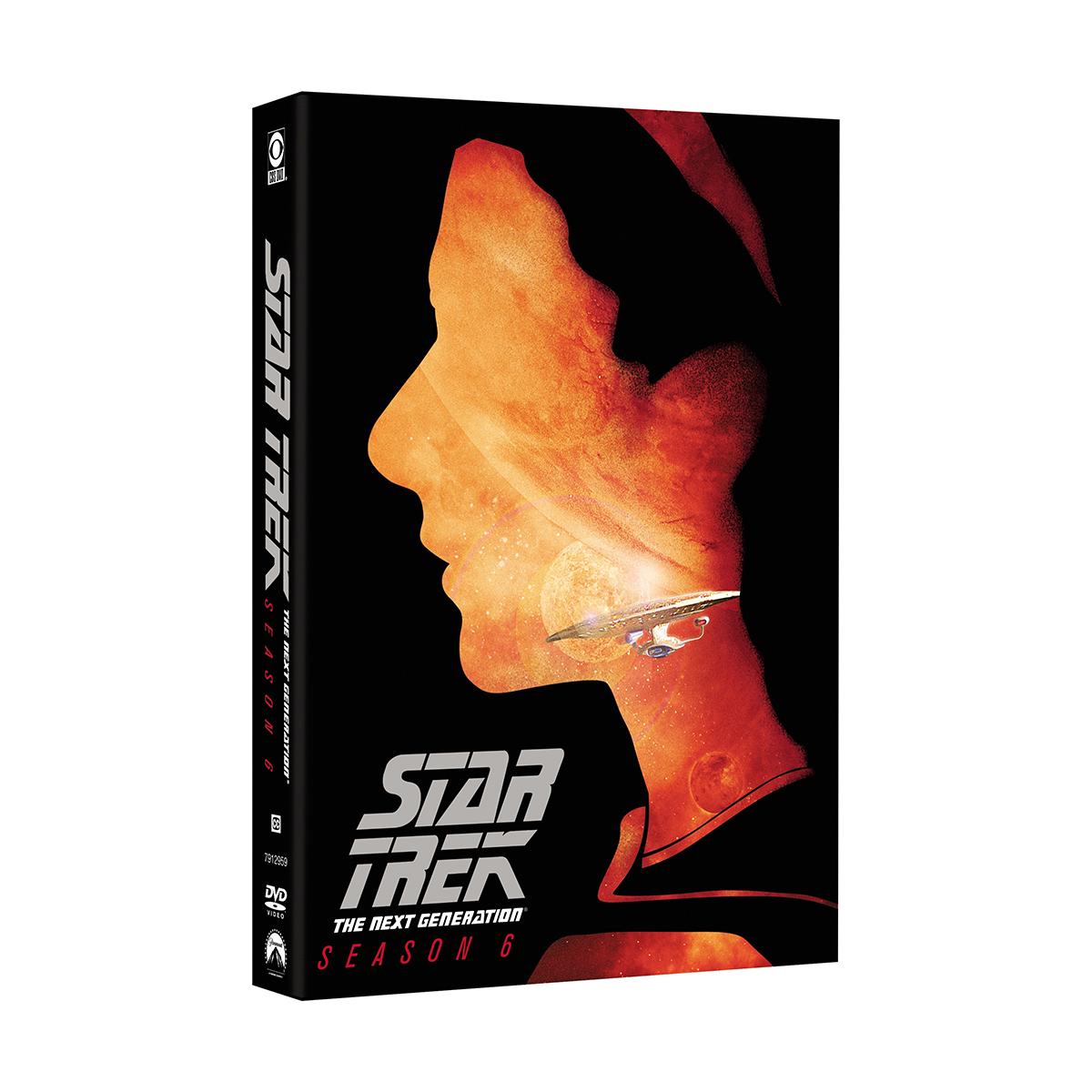 Star Trek: The Next Generation - Season 6 DVD